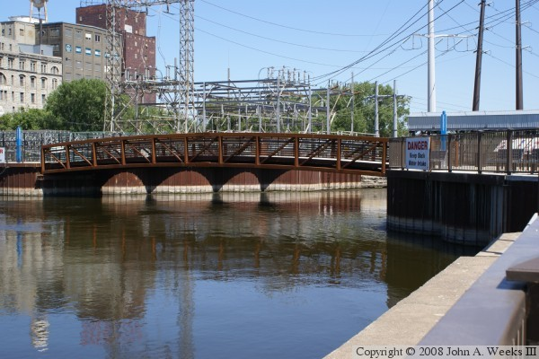 Saint Anthony Falls Power Plant Bridges