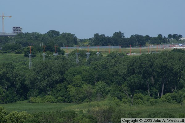 Runway 30-Left Light Structure