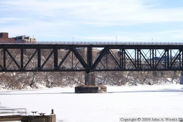 Northern Pacific Bridge #9