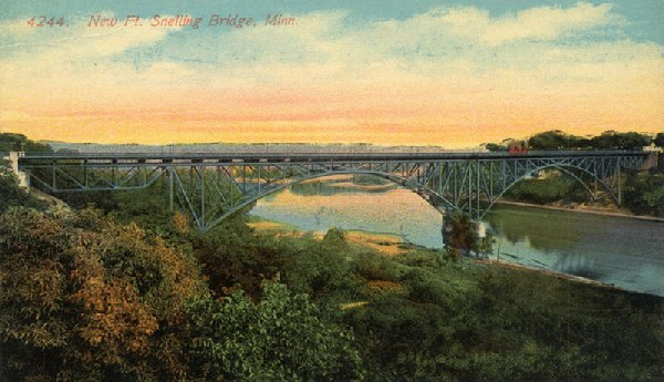 Fort Snelling Bridge (Old)