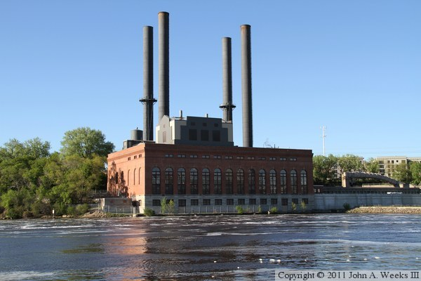 Southeast Steam Plant