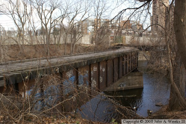 East Channel Railroad Bridge