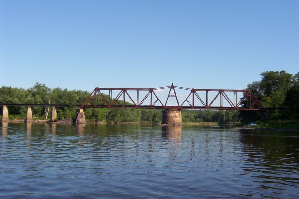 Cedar Bend Drawbridge