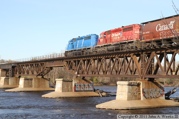 Canadian Pacific Bridge