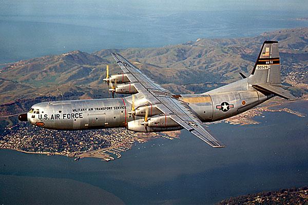 Douglas C-133 Cargomaster C133