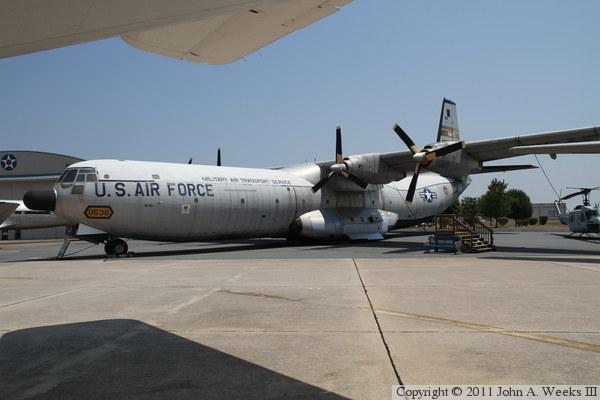 Douglas C-133 Cargomaster C133dover02