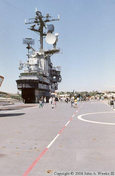 Aircraft Carrier Engine Room: USS Intrepid CV-11