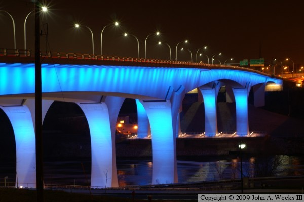 I-35W Saint Anthony Falls Bridge