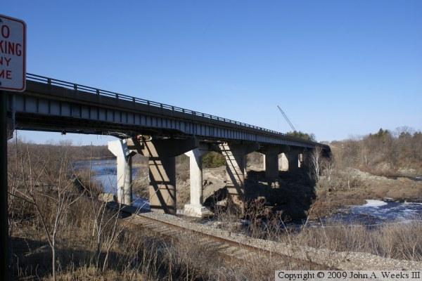 Wi 153 Bridge East Span Mosinee Wi