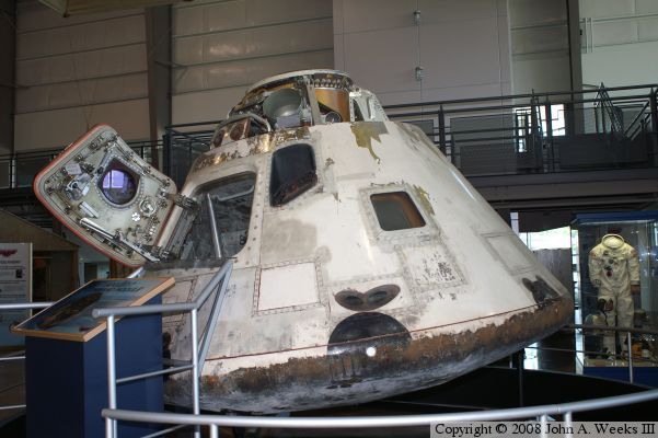 Apollo 7 Capsule (page 2) - Pics about space