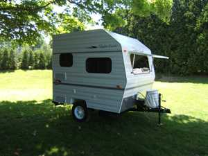 photo - Small Camper Trailer