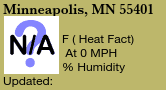 Current Weather Conditions