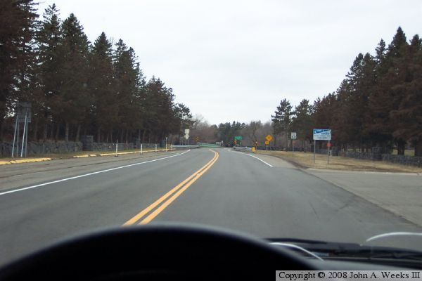MN State Highway 115, Camp Ripley Junction, MN