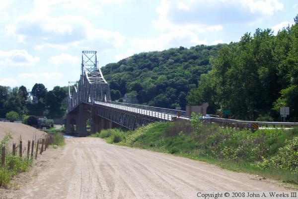 Black Hawk Bridge Lansing Mn