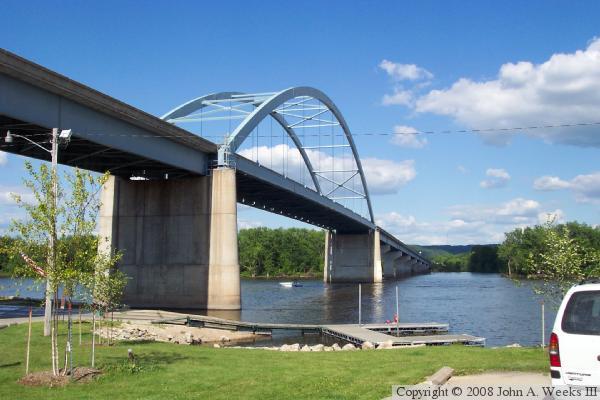 Marquette Joliet Bridge Prairie Du Chien Wi