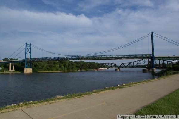 Us 30 Gateway Bridge Clinton Ia