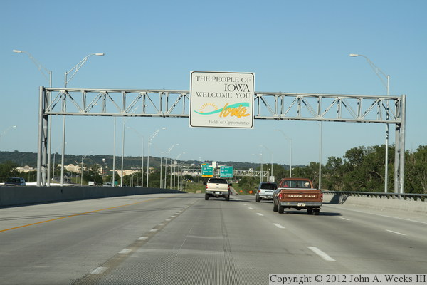 Missouri River Bridge, Omaha, NE