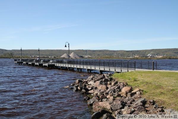 Arrowhead bridge duluth mn for Fishing in duluth mn