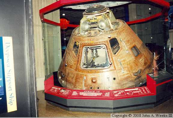 apollo 16 spacecraft names - photo #5