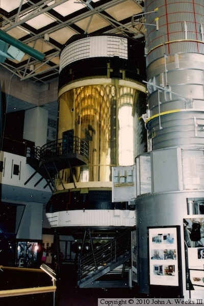 Saturn V SA-515 S-IVB Third St...