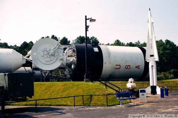 Saturn IB SA-211 S-IVB Second ...
