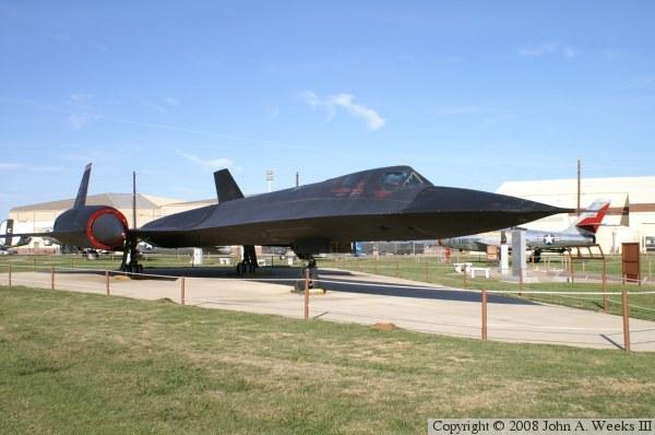 Sr 71 8th Air Force Museum Shreveport La