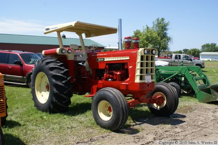 Oliver Tractor Cousins Cockshutt