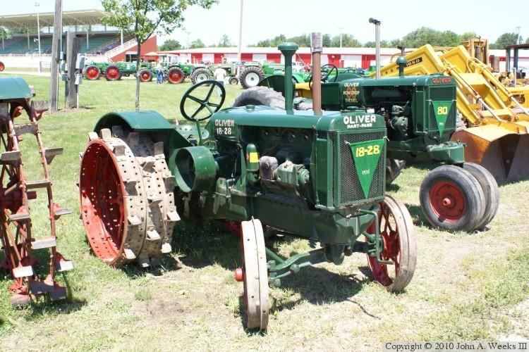 Tractor Rim 18 28 : Oliver hart parr tractors  —
