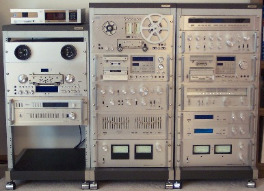 John Weeks — Silver Pioneer Stereo Collection