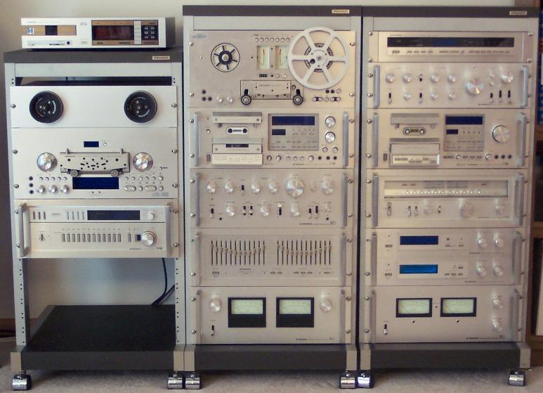 Pioneer End Table Speakers Vintageaudio